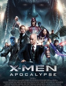 X-Men: Apocalypse เอ็กซ์เม็น อะพอคคาลิปส์